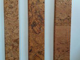 Szegély ragasztós padlóhoz, azonos anyagból 598x60x7mm