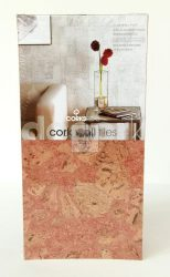 ICEBERG RED WAX 600x300x3 mm; 1,98nm/cs